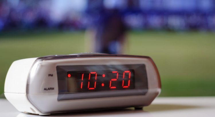 despertador moderno