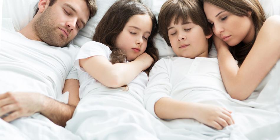 Dormir mejor como padre de un recién nacido